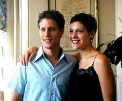 Eric & Jenny Sheffer Stevens